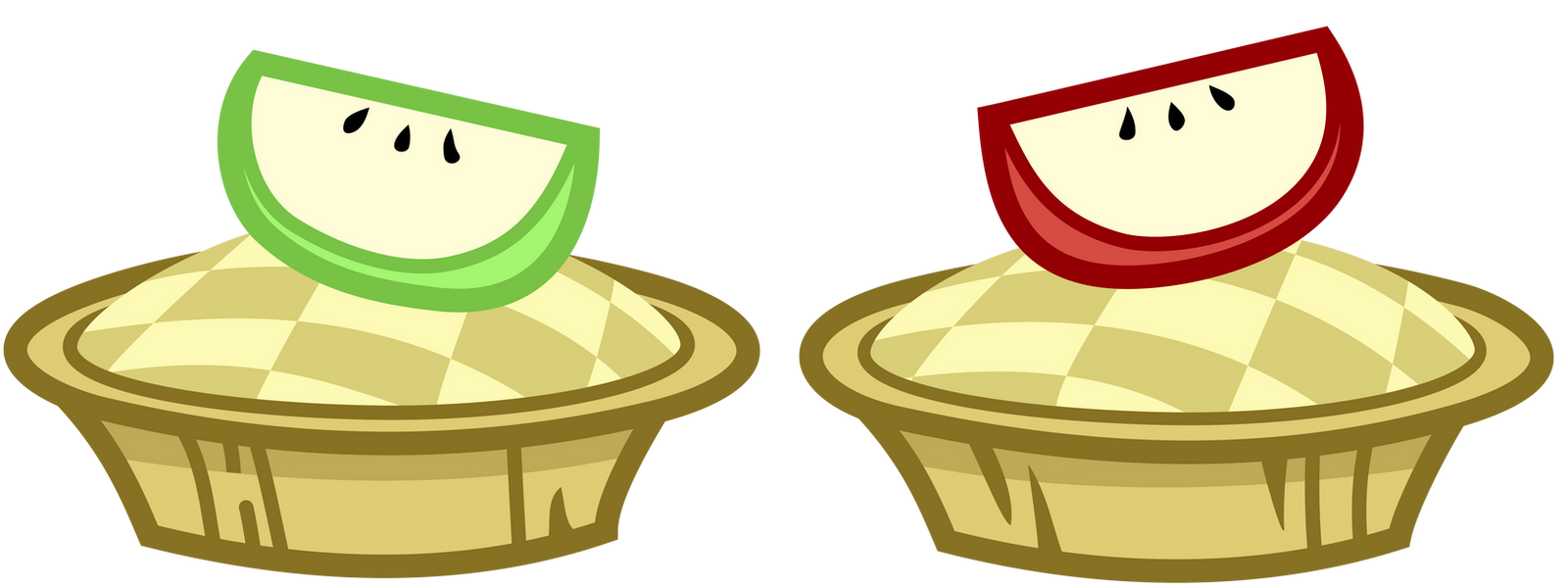 Applejack's Royal Wedding Bitesize Apple Fritters by 90Sigma