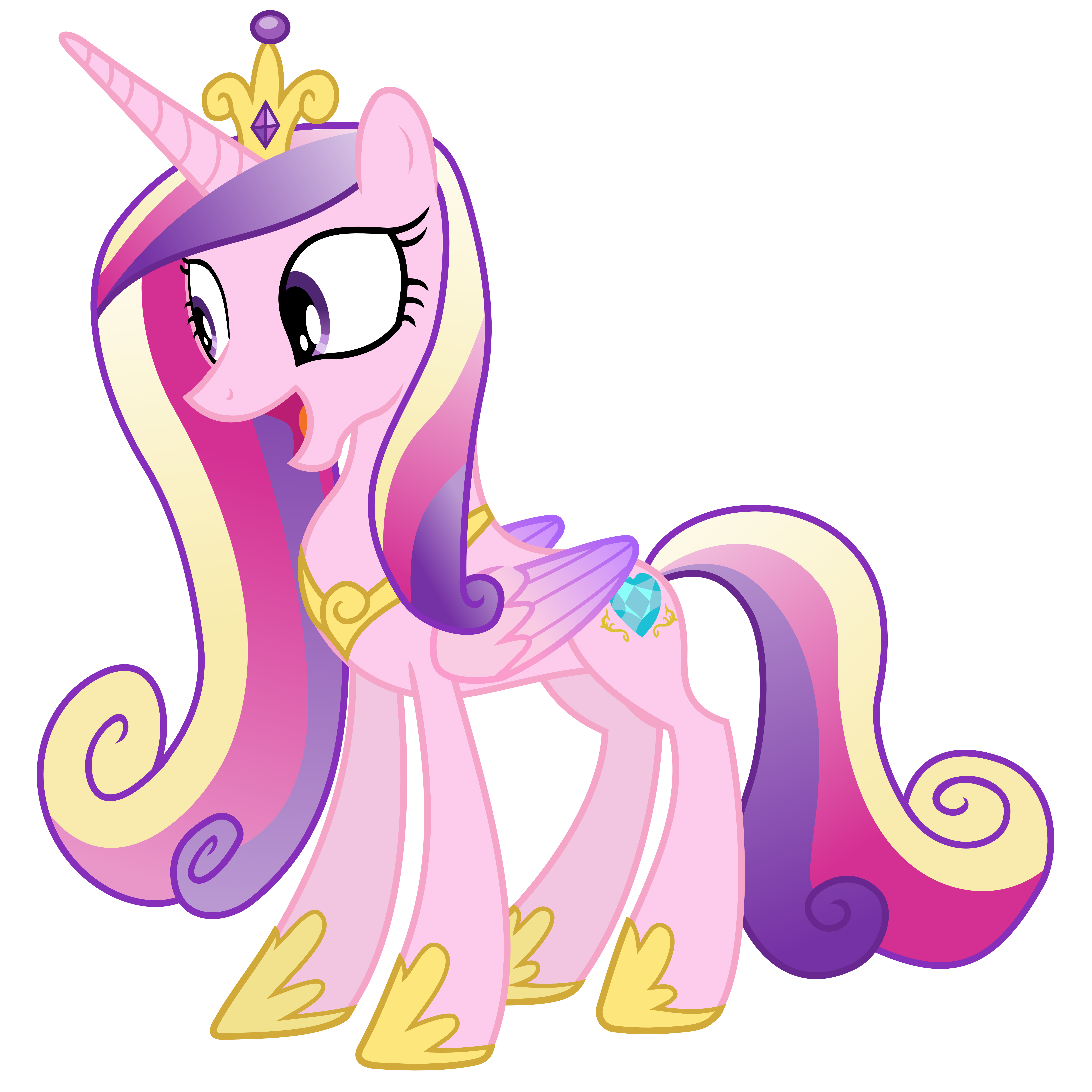 Vectors On Princess Cadance Fc Deviantart Images Of Princess Cadence