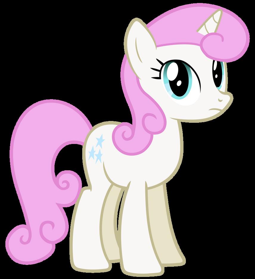 my little pony friendship is magic princess celestia filly