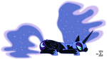 Upset Nightmare Moon