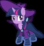 Twilight Sparkle as Mare Do Well