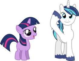 Shining and Twilight Share Their Dreams by 90Sigma