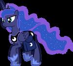 Angry Princess Luna (1)