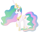 Upset Princess Celestia