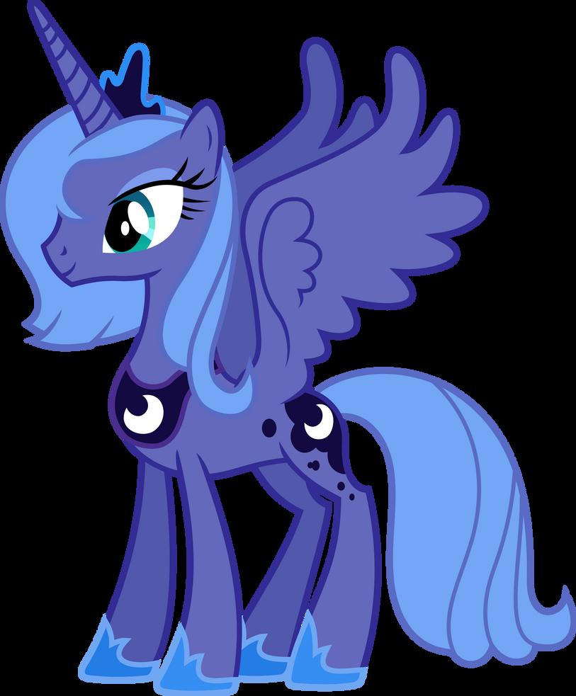 Princess Luna  Season ...