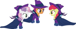 CMCs as Mare Do Well (Unmasked)