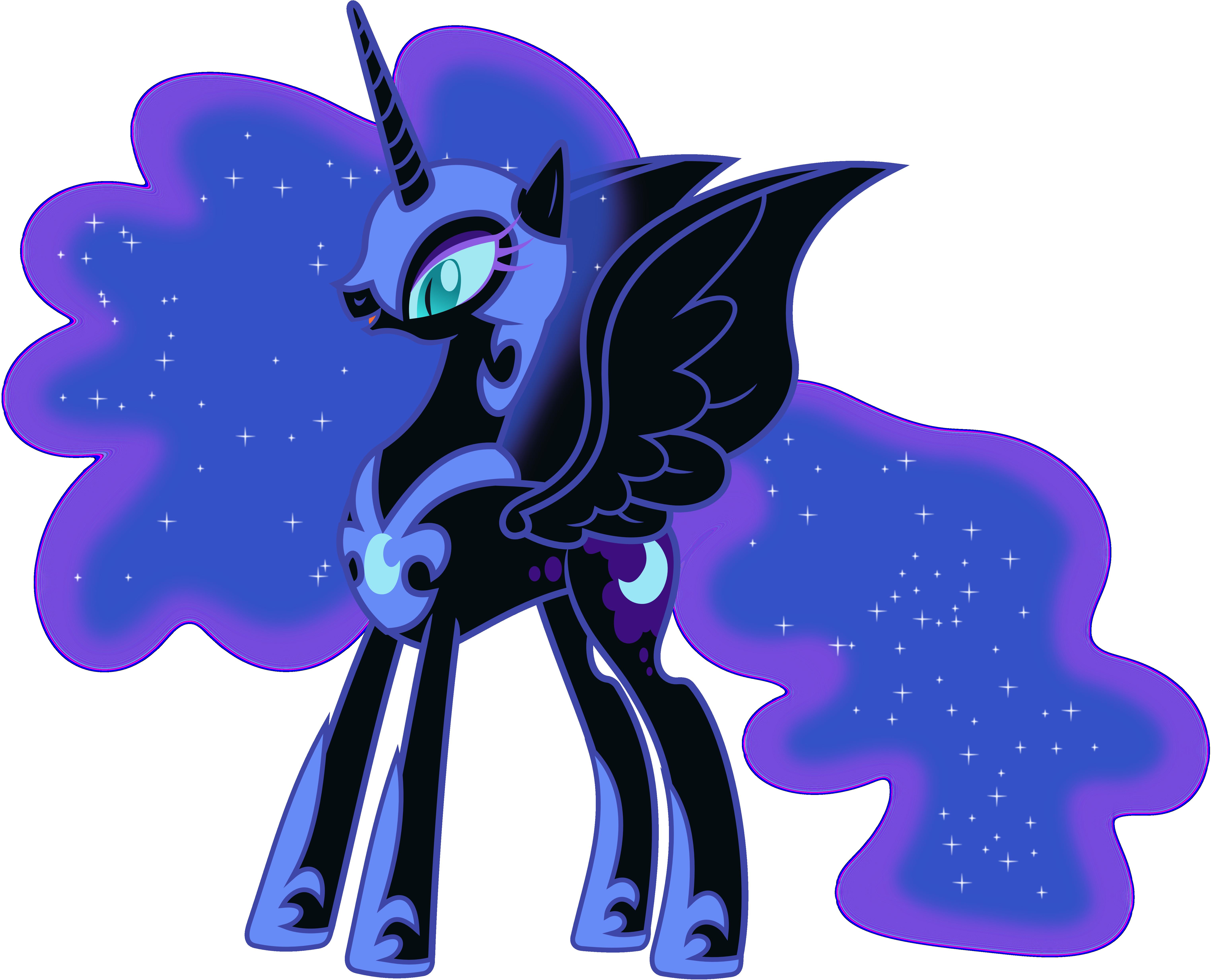 Happy Nightmare Moon