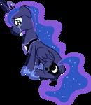 Princess Luna Crying