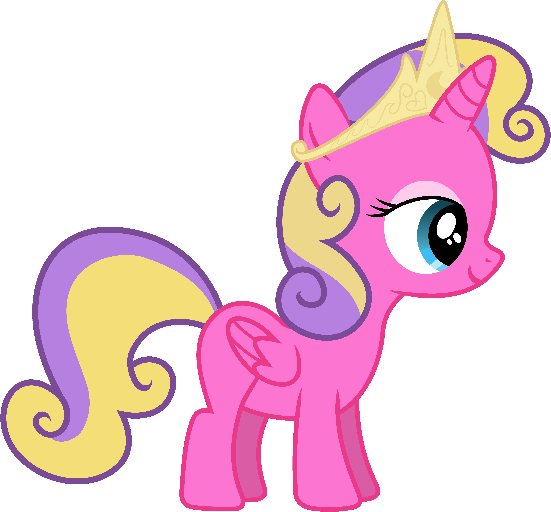 My little pony friendship is magic princess skyla
