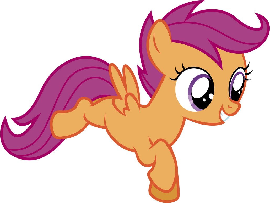 Scootaloo by 90Sigma