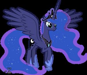 Regal Princess Luna