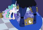 Sick Princess Luna
