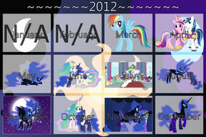 2012 Year Review by 90Sigma