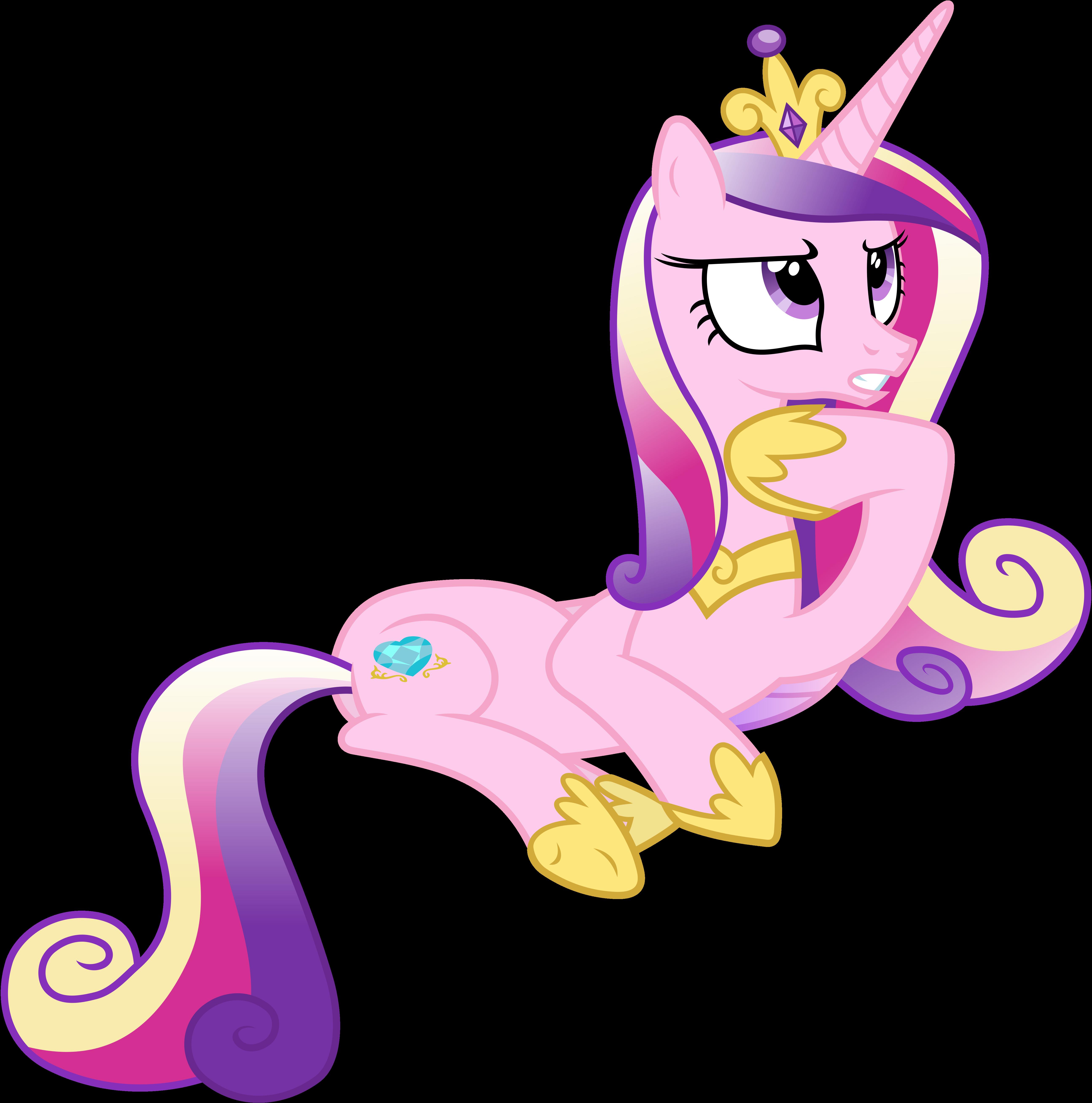 Princess cadance thinking by 90sigma on deviantart - Princesse cadance ...
