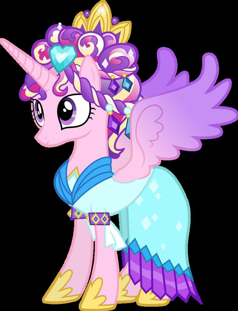 Princess Cadance As The Crystal Princess By 90Sigma On