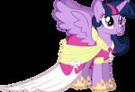 Twilight Sparkle's Coronation Dress
