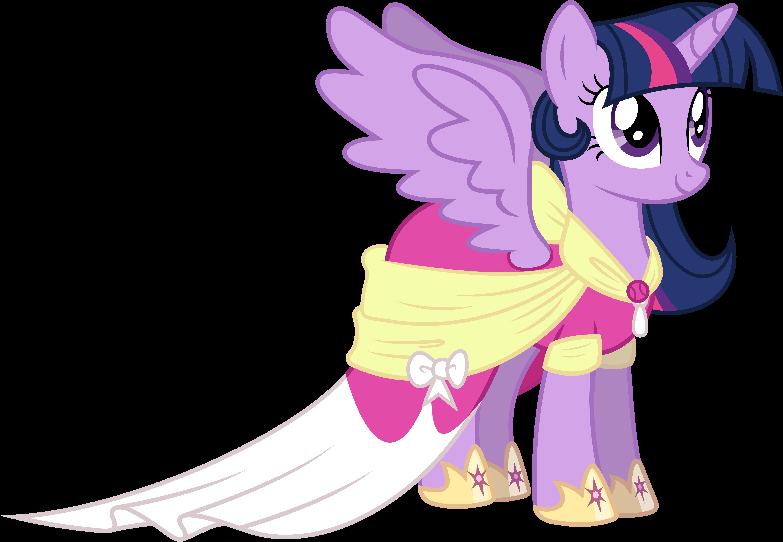 Twilight Sparkle Alicorn Dress
