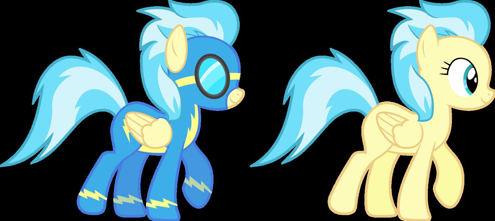 Fleetfoot  My Little Pony A Amizade é Mágica Wiki