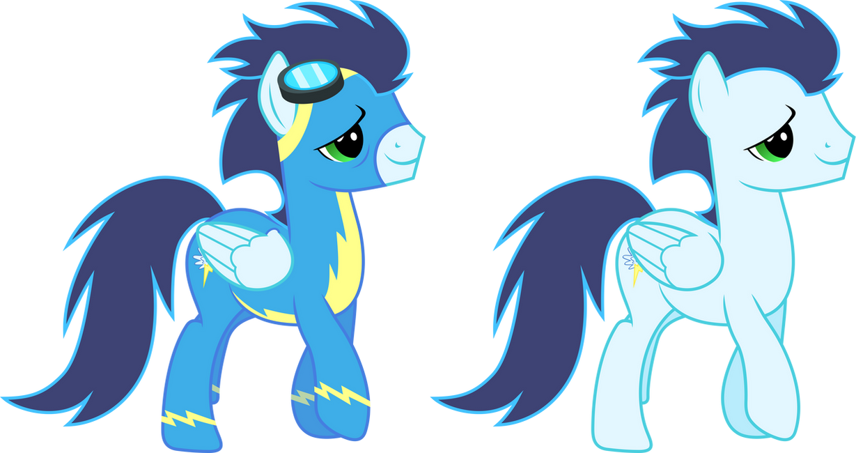 how to draw soarin mlp