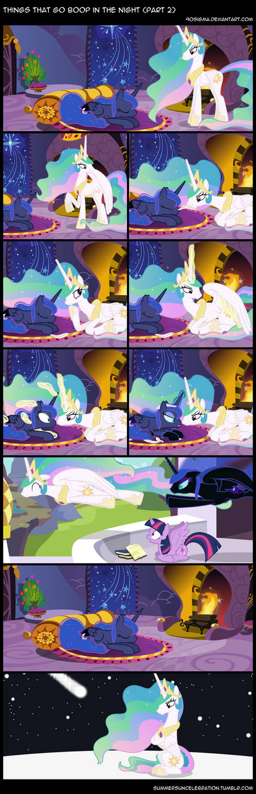 Things That Go Boop in the Night (Part 2) by 90Sigma