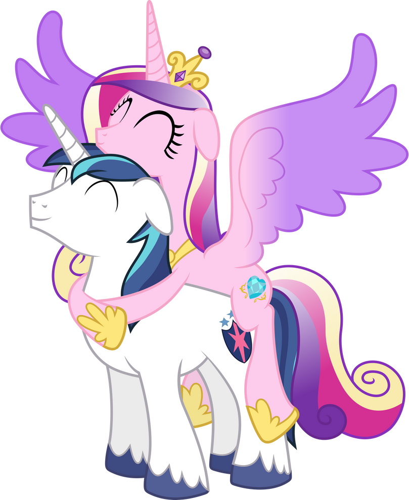 Gallery images and information: Princess Cadence R34