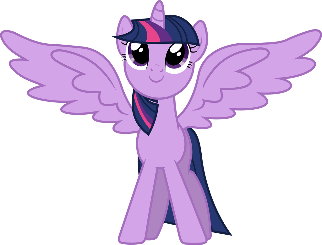Twilight Sparkle Showing Off By 90Sigma On DeviantArt
