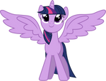 Twilight Sparkle Showing Off