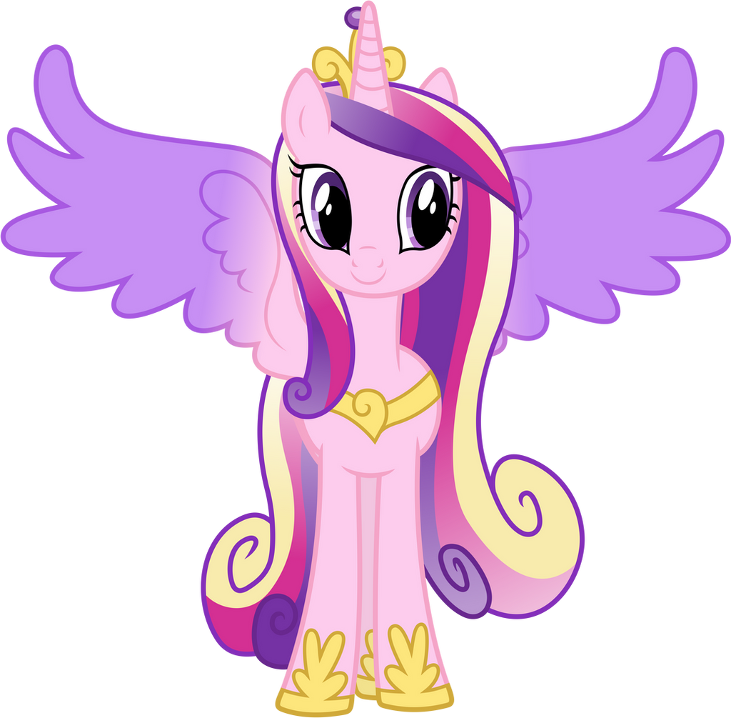 Princess cadance posing by 90sigma on deviantart - Pictures of princess cadence ...