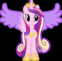 Princess Cadance Posing by 90Sigma