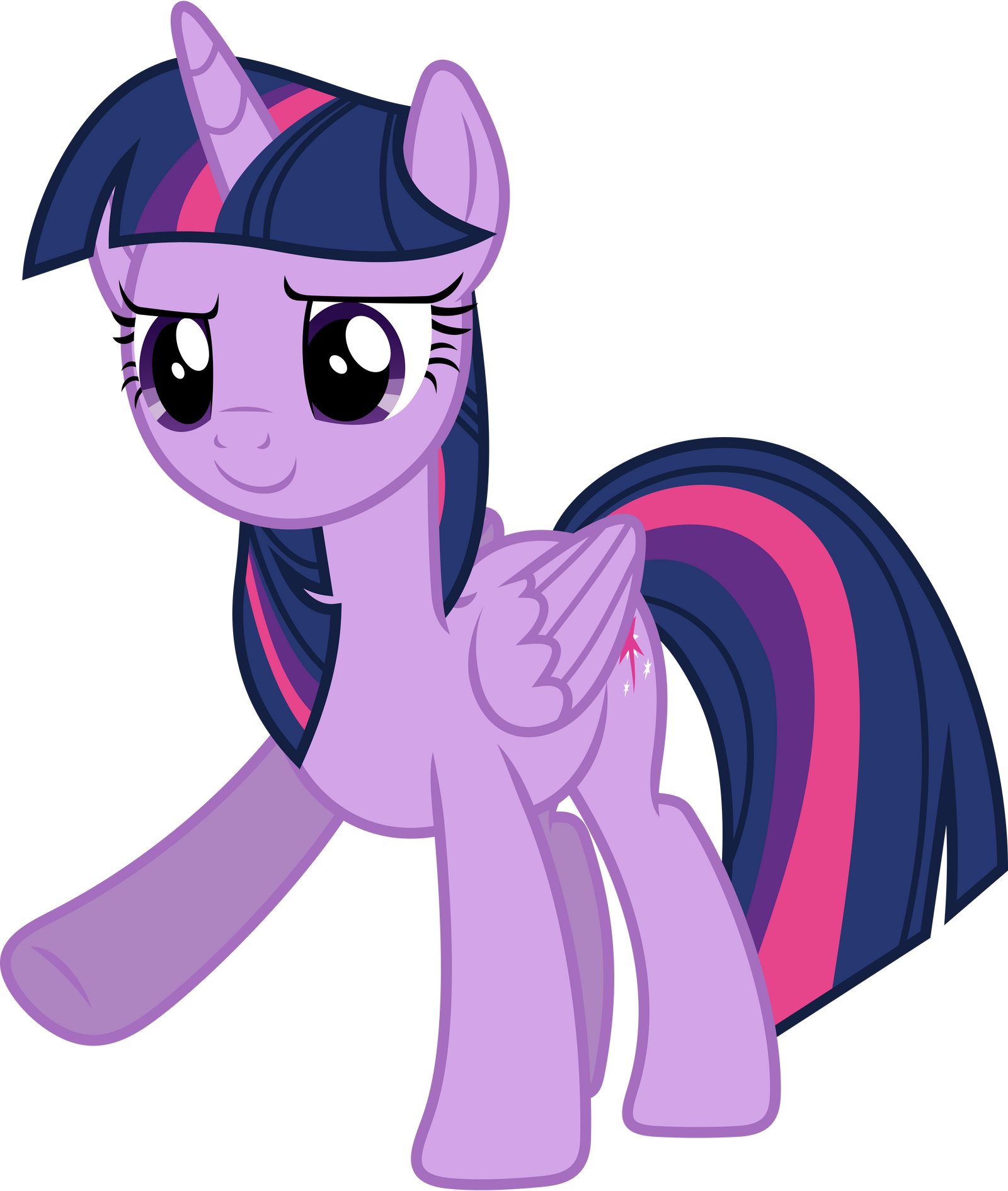 Determined Twilight Sparkle by 90Sigma on DeviantArt