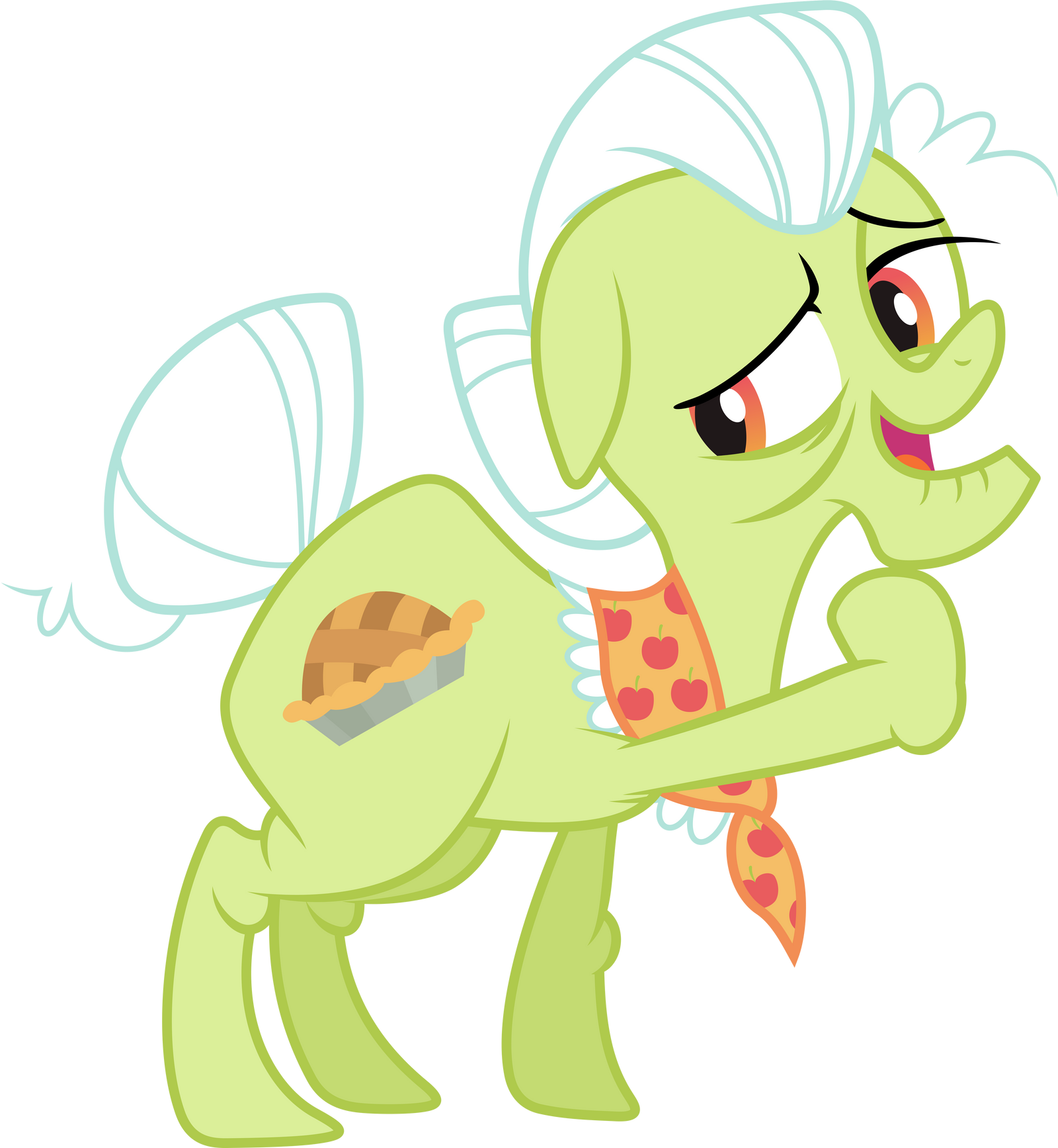granny smith by 90sigma on deviantart my little pony clipart rainbow dash my little pony clipart pgs