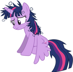 Unkempt Twilight Sparkle