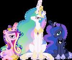 Cranky Princesses