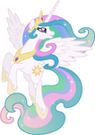 Princess Celestia Posing (2)