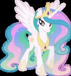 Happy Princess Celestia (3)