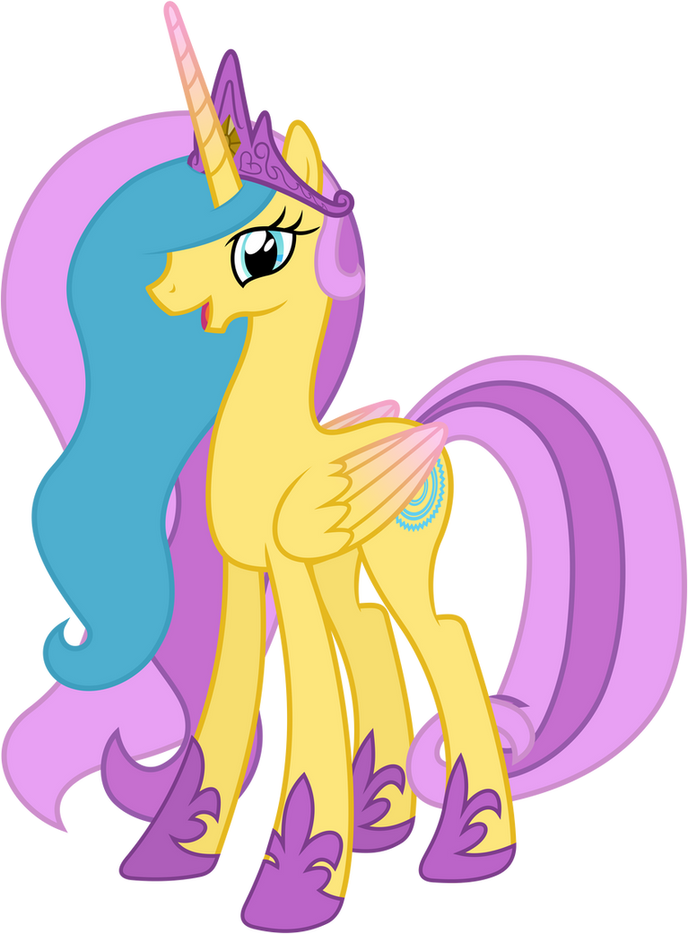 Princess Gold Lily by 90Sigma