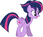 Happy Twilight Sparkle