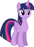 Twilight Sparkle Smiling