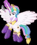 Evil Princess Celestia