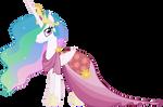 Princess Celestia's Gala Dress (2)