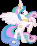 Princess Celestia Posing (4)