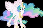 Surprised Princess Celestia