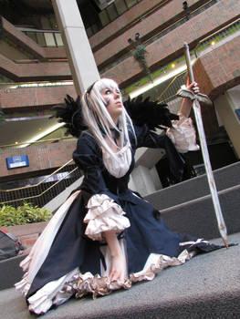 Rozen Maiden - Suigintou 2