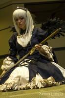 Rozen Maiden - Suigintou 3 by Rose-Pastel
