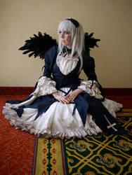 Rozen Maiden - Suigintou 4