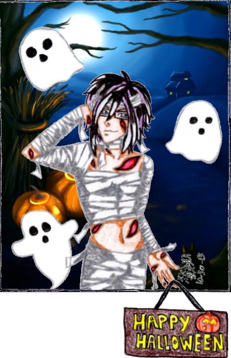 Happy Halloween 2013 by IsisConstantine