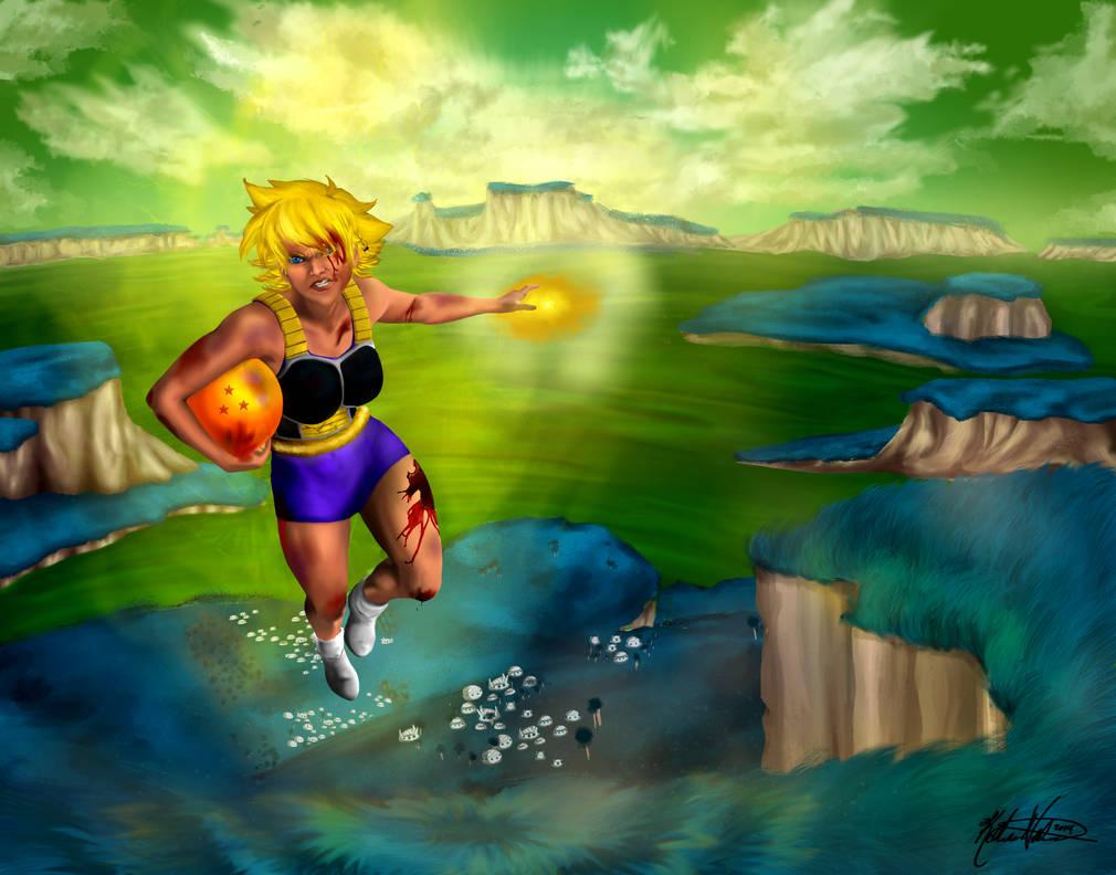 Super Saiyan Netarin