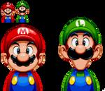 Mario Mania Pixel Art