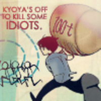 Funny Kyoya by kim0727