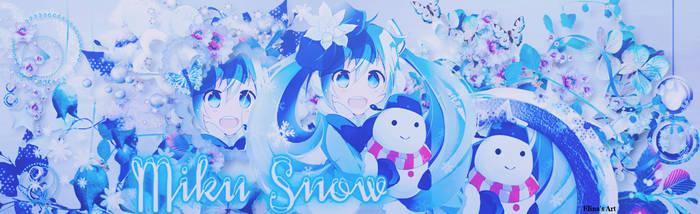 [My Little Pony Class] Lesson 2(Again) : Miku Snow by Marie-Saori-Inoue